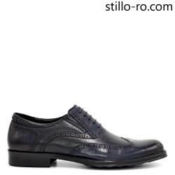 Pantofi eleganti de barbat cu perforatie elvetiana - 29287