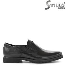 Pantofi de barbat moderni din piele naturala - 29289