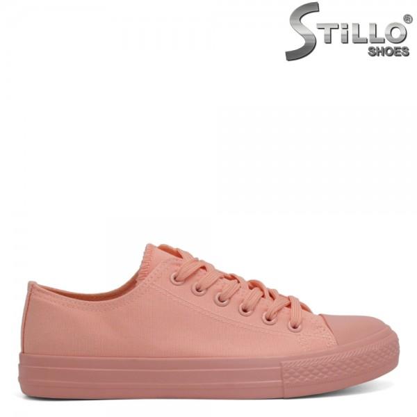 Tenisi pentru zi de zi, de culoare roz - 29338