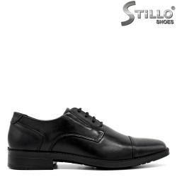 Pantofi barbatesti marca IMAC din piele naturala si cu sireturi - 30132
