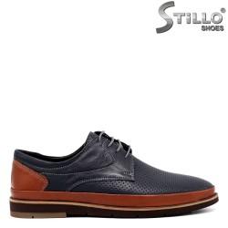 Pantofi barbatesti cu sireturi-30176