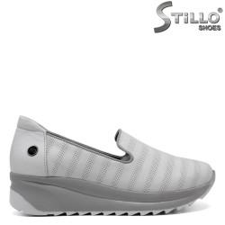 Pantofi de dama de zi cu zi pe platforma - 30309