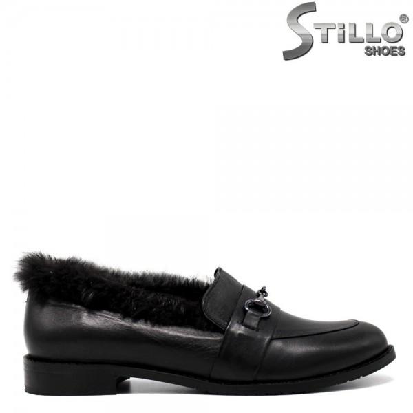 Pantofi moderni cu puf - 30364