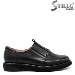 Pantofi de  dama de culoare negru- 30399
