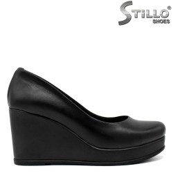 Pantofi de dama pe platforma - 30438