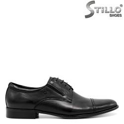 Pantofi barbatesti eleganti si cu sireturi - 30471