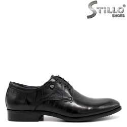 Pantofi barbatesti din piele naturala - 30480