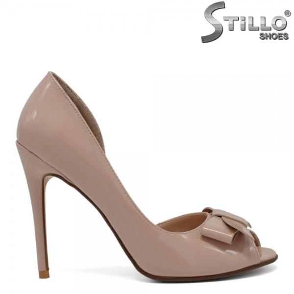 Pantofi decupati cu funda - 30485