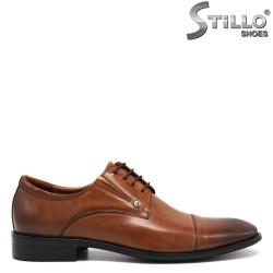 Pantofi barbatesti piele naturala - 30487