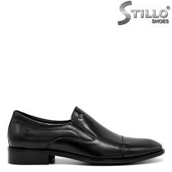 Pantofi barbatesti eleganti din piele  - 30488