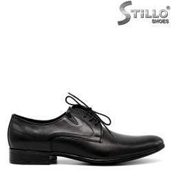 Pantofi barbatesti cu sireturi - 30502
