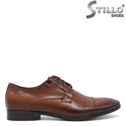 Pantofi barbatesti de culoare maron - 30503