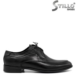 Pantofi din piele naturala - 30506