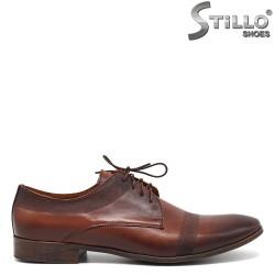 Pantofi barbatesti din piele naturala-30507