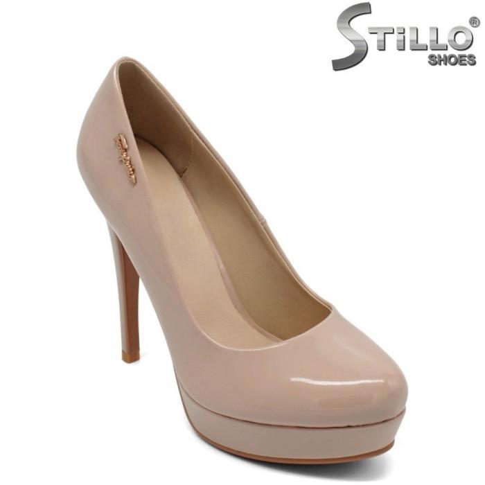 Pantofi dama din lac ecologica - 30572