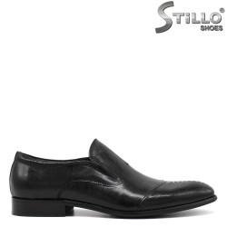 Pantofi barbatesti din piele naturala - 30595