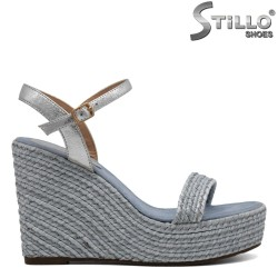 Sandale cu platforma inalta - 30602