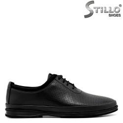 Pantofi barbatesti piele naturala - 30750