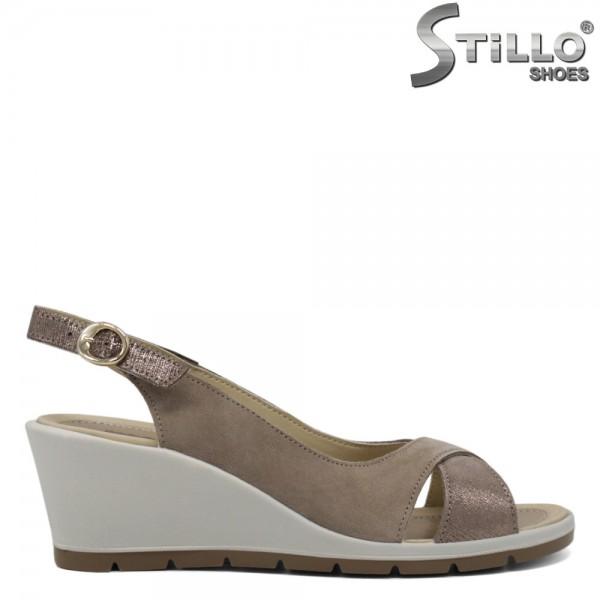 Sandale IMAC cu platforma mica - 30767