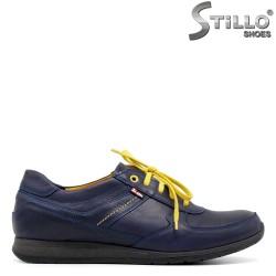 Pantofi barbatesti din piele naturala - 30772