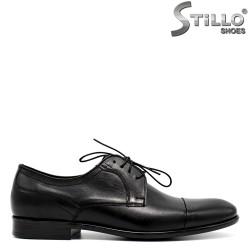 Pantofi barbatesti piele naturala - 30773