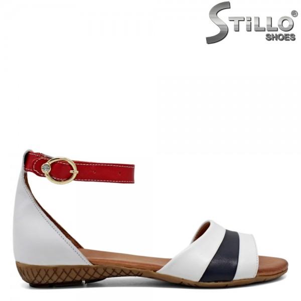 Sandale dama piele cu calcaiul acoperit - 30839