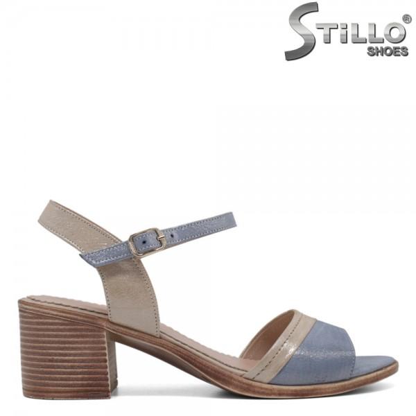 Sandale de dama piele ecologica - 30844