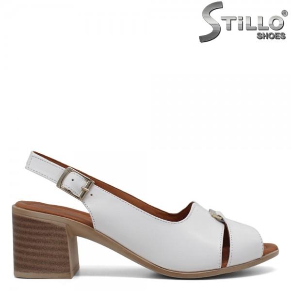 Sandale piele dama - 30852