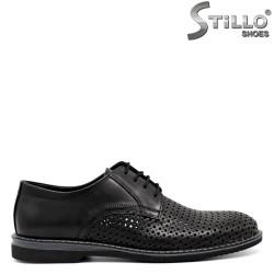 Pantofi barbatesti din piele - 30855