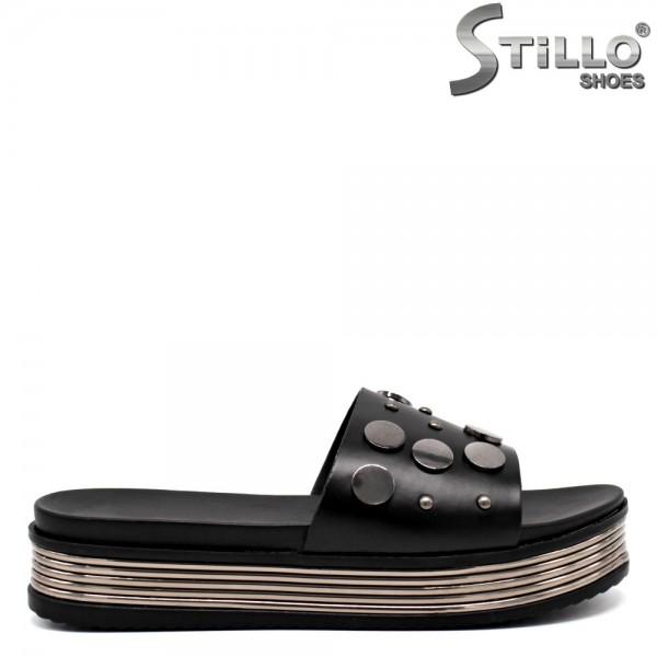 Papuci dama cu platforma - 30872