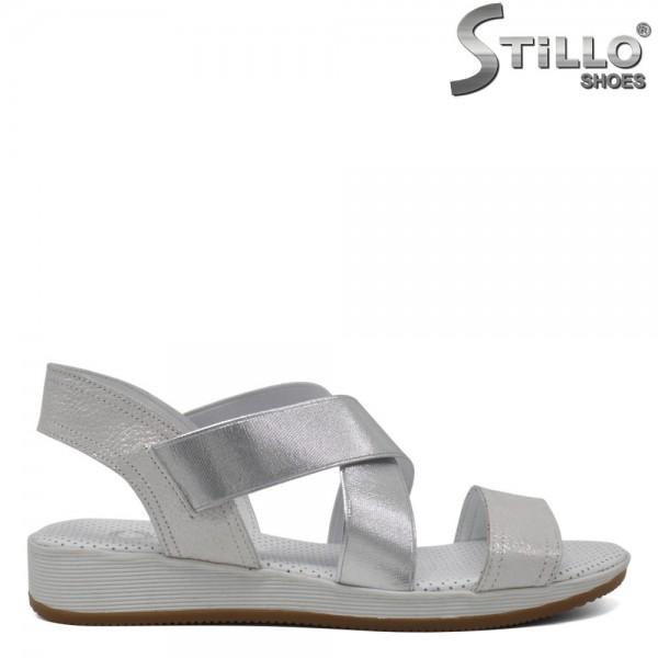 Sandale dama din piele naturala - 30879