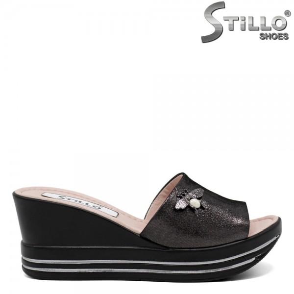 Papuci dama piele - 30892
