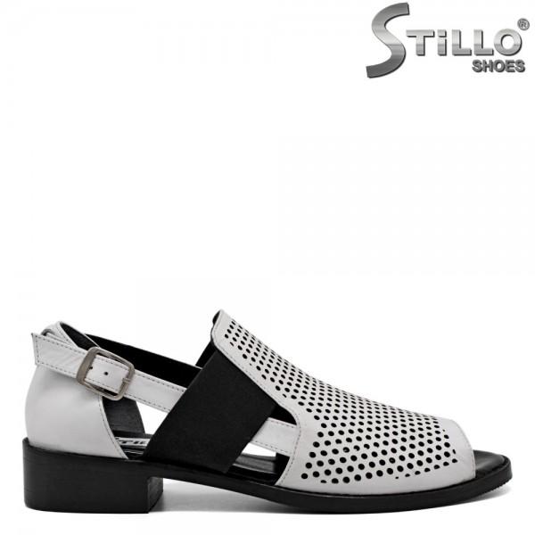 Pantofi dama piele naturala - 30900