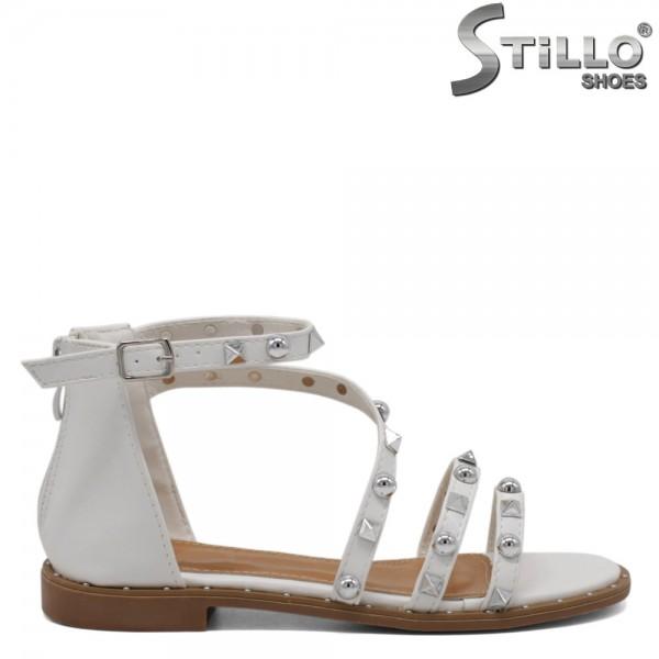 Sandale cu rapide si capse - 30905