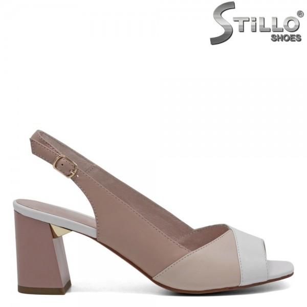 Sandale piele naturala - 30914