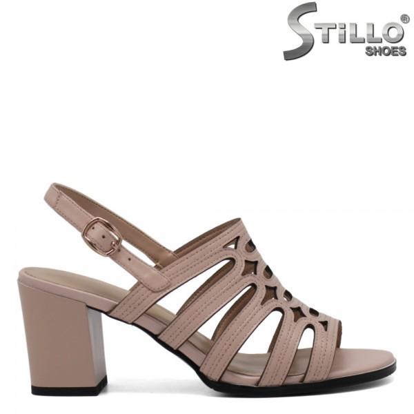 Sandale piele dama - 30920