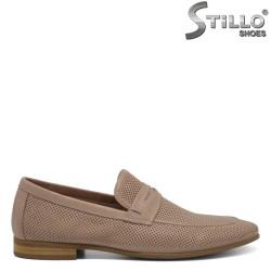 Pantofi barbatesti piele naturala - 30923