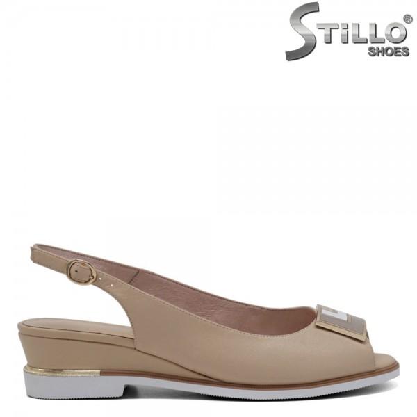 Sandale din piele naturala - 30926