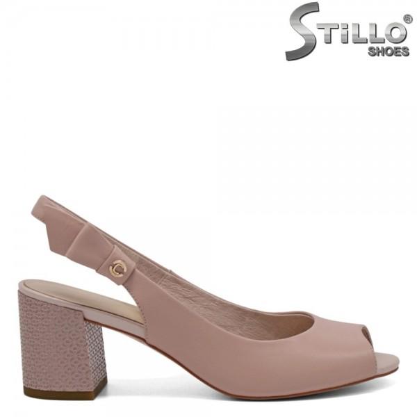 Sandale piele naturala - 30927