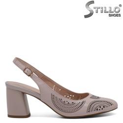 Sandale piele naturala - 30930