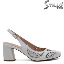 Sandale piele naturala - 30931