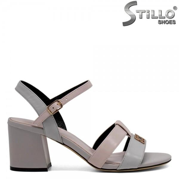 Sandale elegante piele naturala - 30933