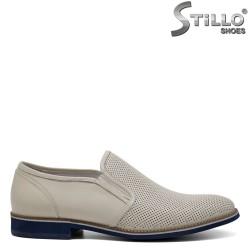 Pantofi barbatesti piele naturala - 30935