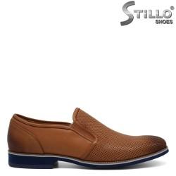 Pantofi barbatesti din piele naturala - 30936