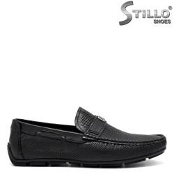 Pantofi barbatesti din piele naturala - 30938