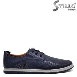 Pantofi barbatesti piele naturala - 30945