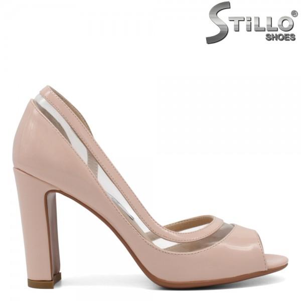 Pantofi cu toc inalt - 30950