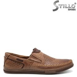 Pantofi barbatesti din piele naturala - 30959