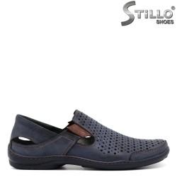 Pantofi barbatesti piele naturala - 30961
