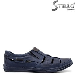 Pantofi barbatesi din piele naturala - 30963